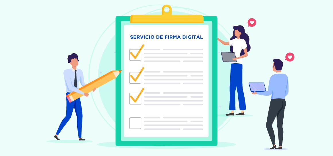 Conoce los aspectos a evaluar de una solución de firma digital en México.
