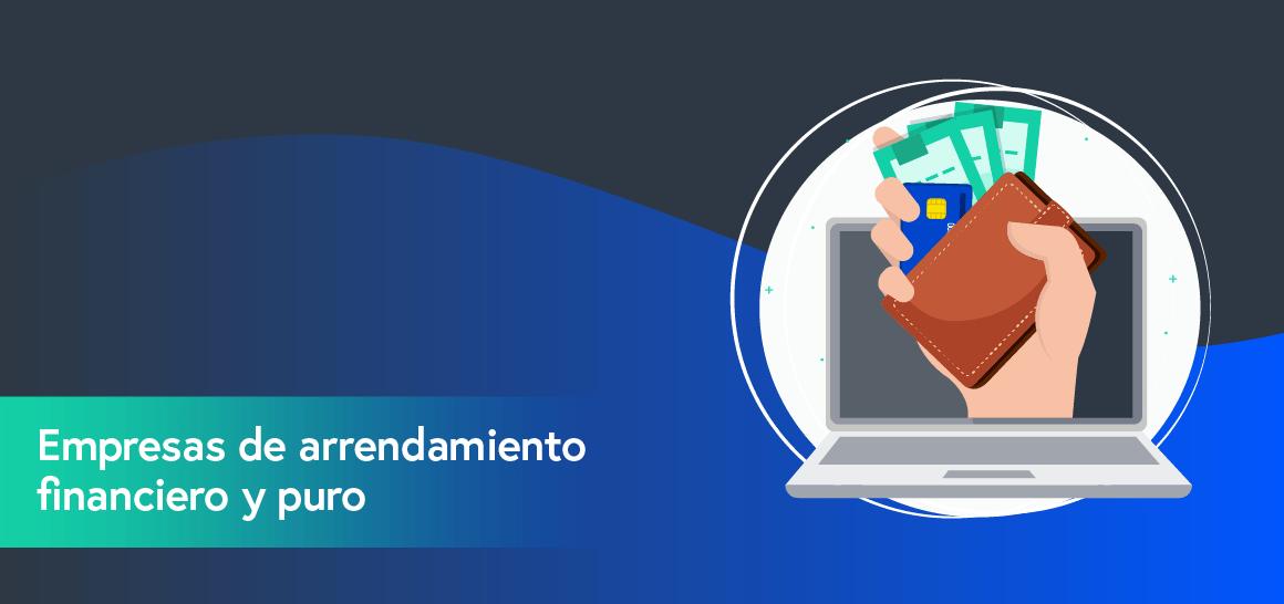 La firma electrónica avanzada le permite a tu negocio obtener 100 % online activos en arrendamiento financiero y puro.