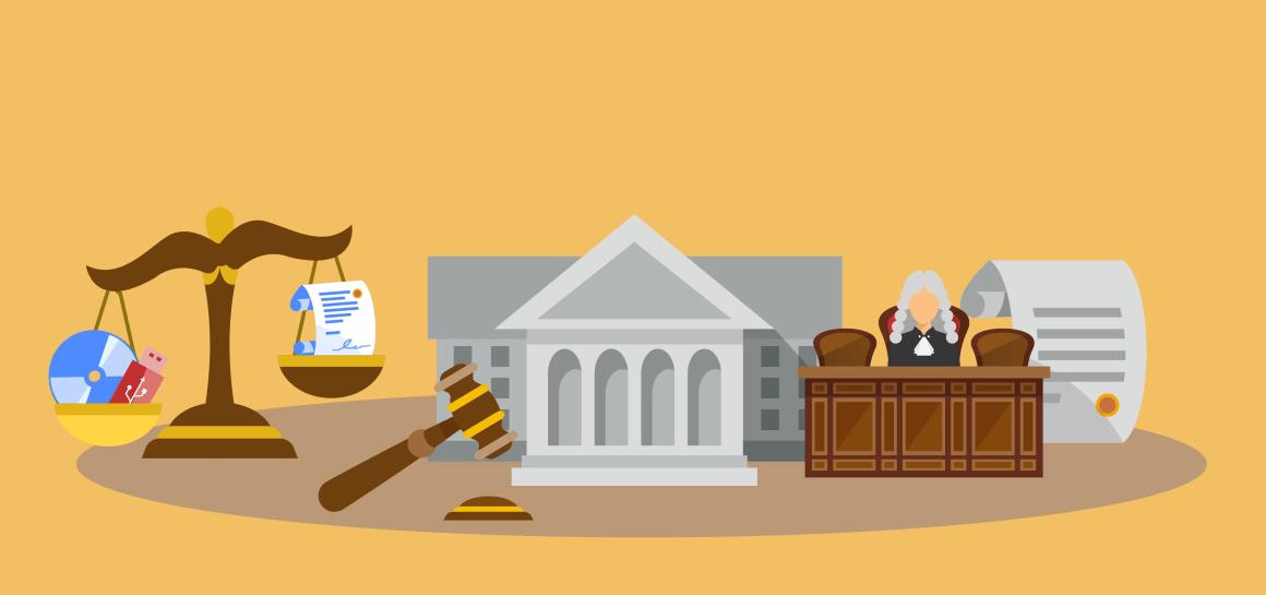 Documentos electrónicos en juicios en México, experiencias de tres abogados.
