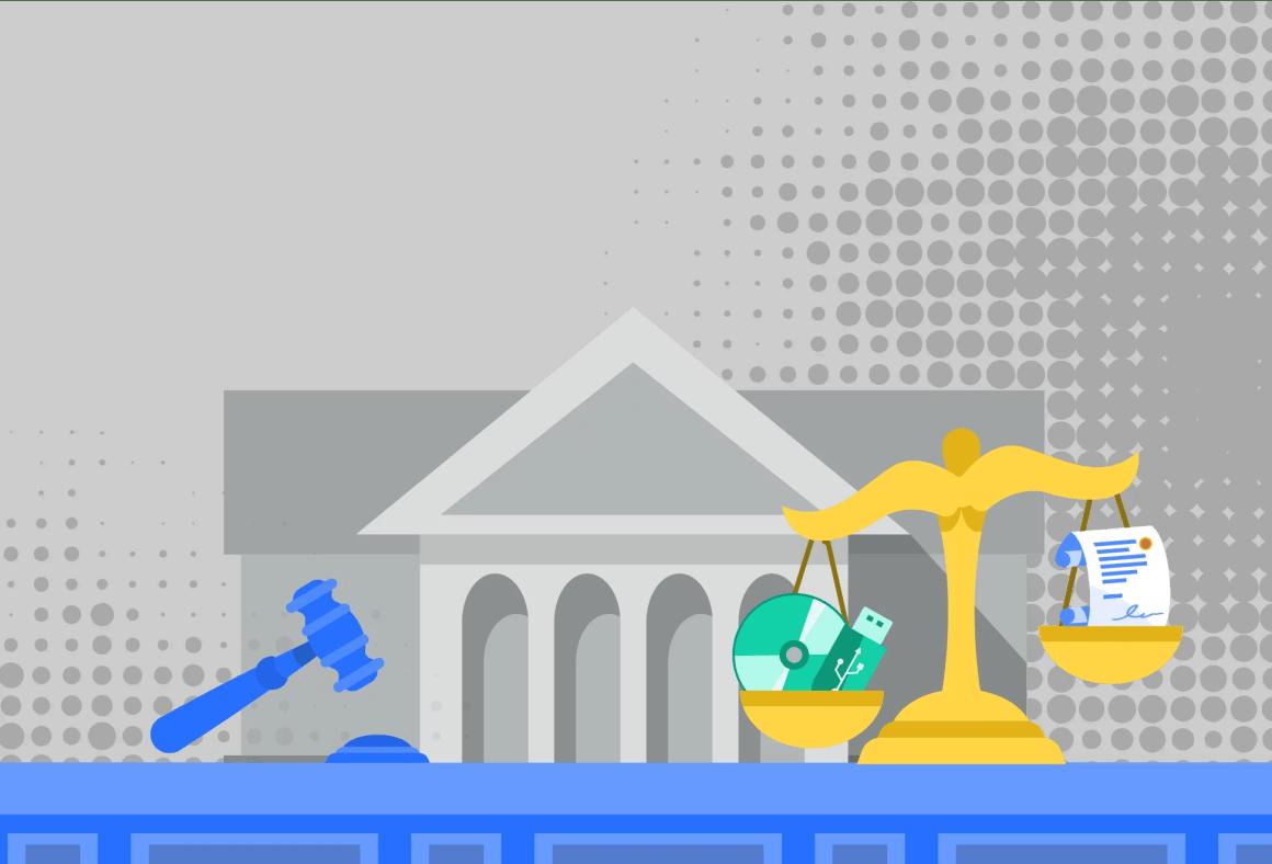 Documentos electrónicos en juicios en México, guía para abogados.