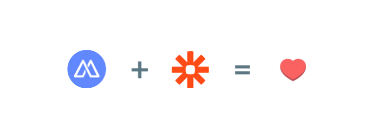 mightycause zapier logos