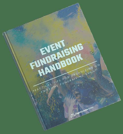 event fundraising handbook cover
