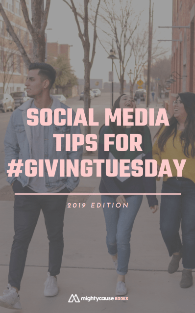 """cover of """"Social Media Tips for #GivingTuesday"""""""