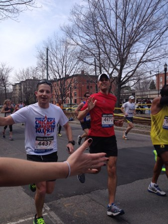 boston marathon colin mike 24