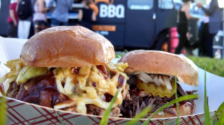 trailer food tuesdays slab bbq sliders