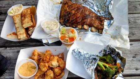 East Side King Grackle food