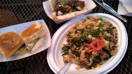 East Side King Shangri-La food