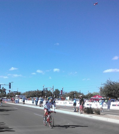 IMAZ bike lap 2