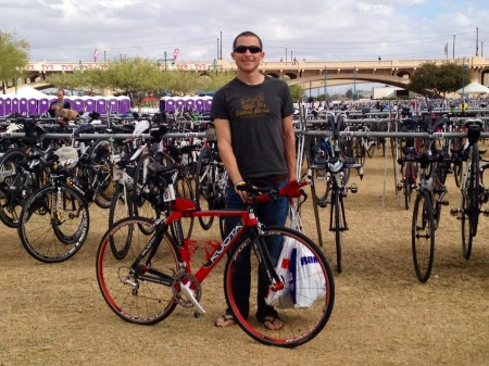 IMAZ Bike Setup