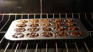 whoopie pies in oven