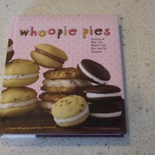 whoopie pie cookbook
