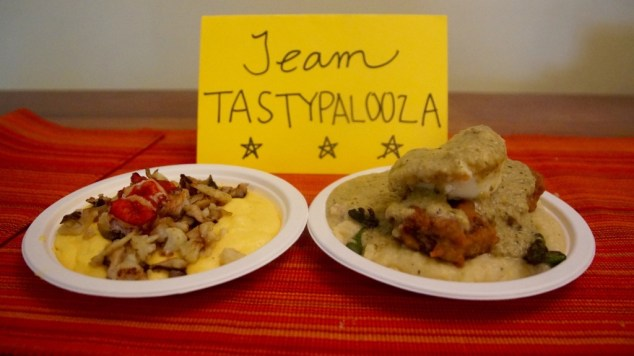Team Tastypalooza Entries