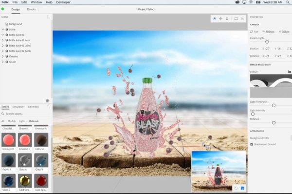 Project Felix de Adobe