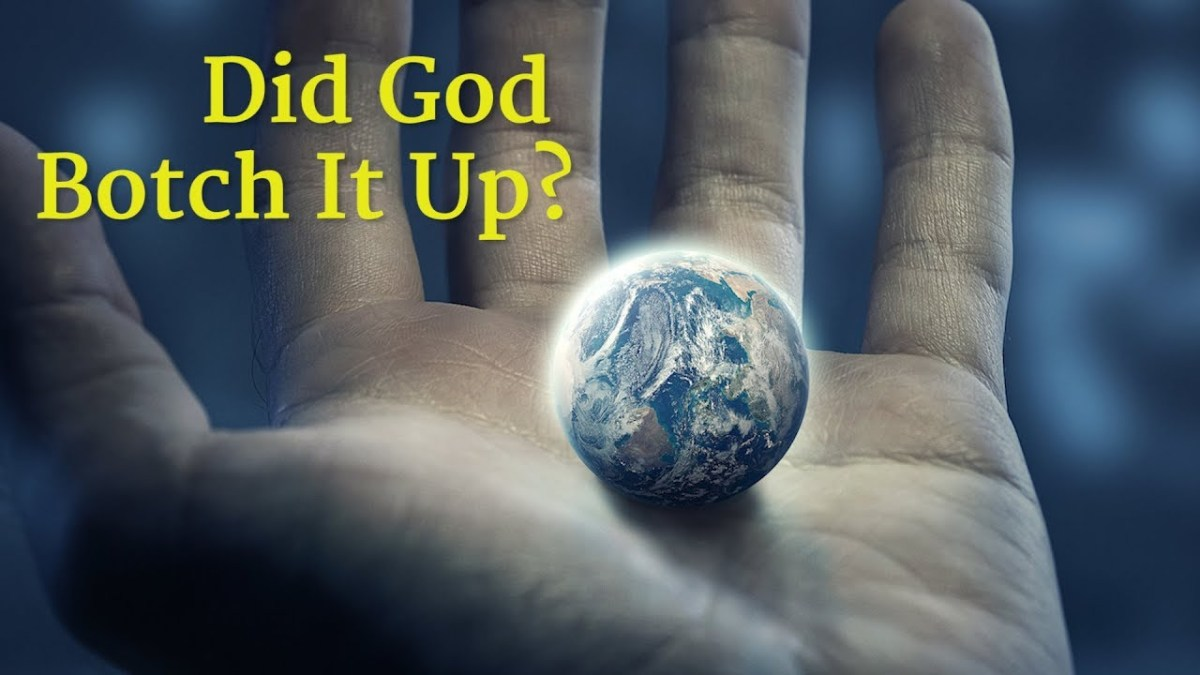 Did God Botch It Up? – YouTube