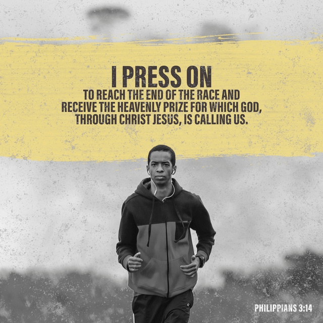 Philippians 3:13-14 NLT