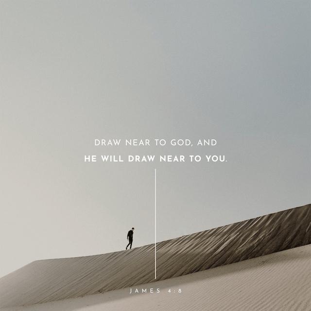 James 4:8 ESV