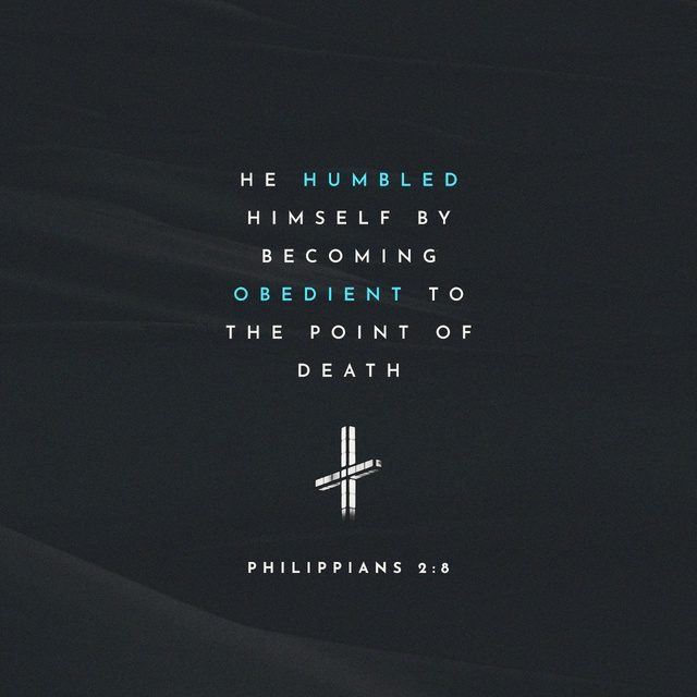 Philippians 2:8 ESV