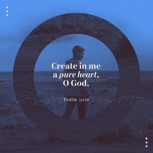 Psalm 51:10 NIV