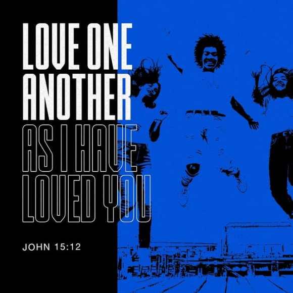 John 15:12 NIV