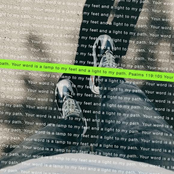 Psalms 119:105 NIV