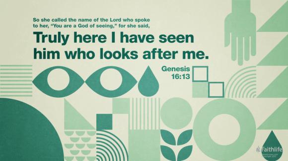 Genesis 16:13