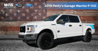 Introducing the All-New 750HP 2018 Petty's Garage F-150 ...