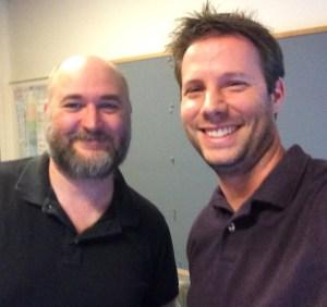 James Baxter and Eric Miller