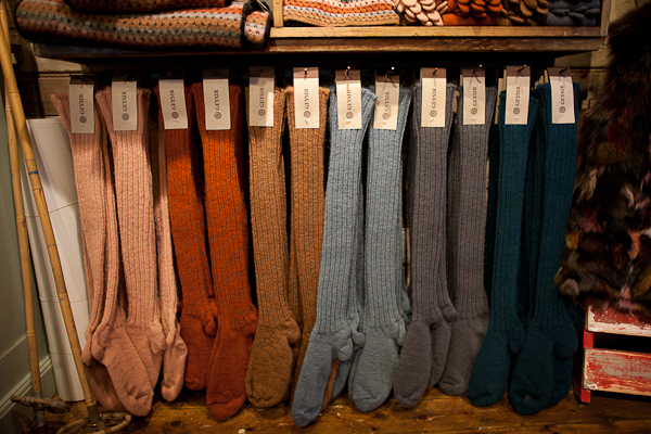 Another well known brand, Geysir, produce a wide selection of socks