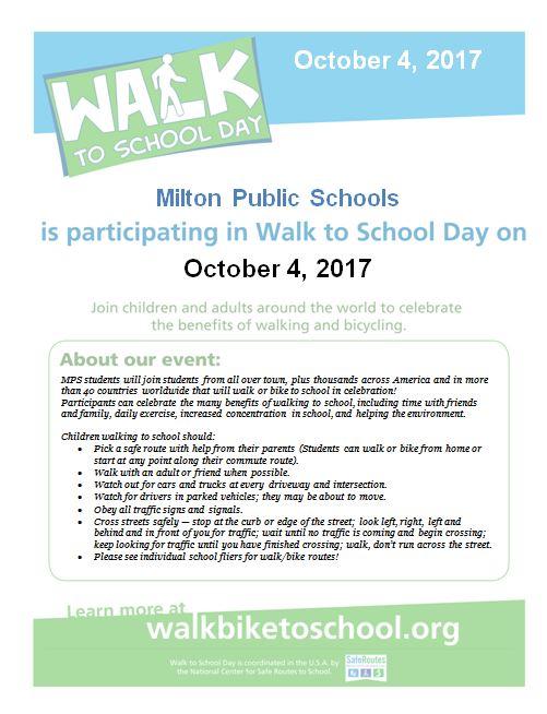 Milton Public Schools Page 4