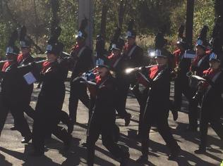 WIldcat Marching Band 2 Nov 11-2017