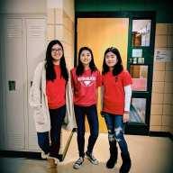 Mahina Panerio-Langer, Chloe Zhong, and Tracy Le
