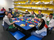 The Milton Parks & Recreation Gym Buddies program enjoyed a trip to Plaster Fun Time this week.