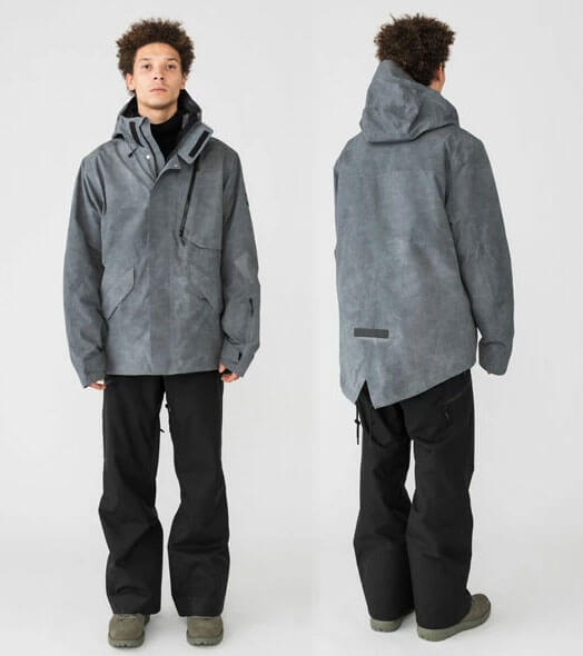 HOLDEN M FISHTAIL PARKA