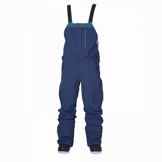 防水性・透湿性に優れたスノーボードウェア REW THE REALITY BIB PANTS 20