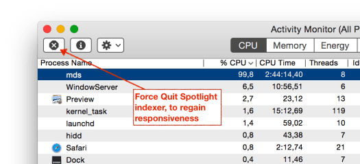 force_quit_spotlight_indexer_for_responsiveness