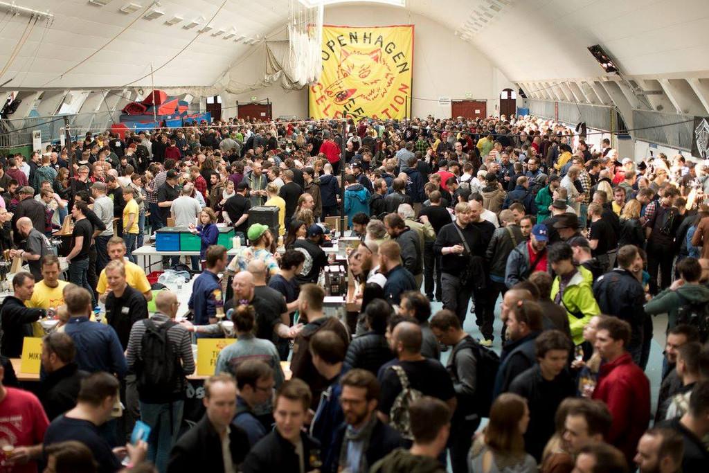 Copenhagen Beer Celebration 2015