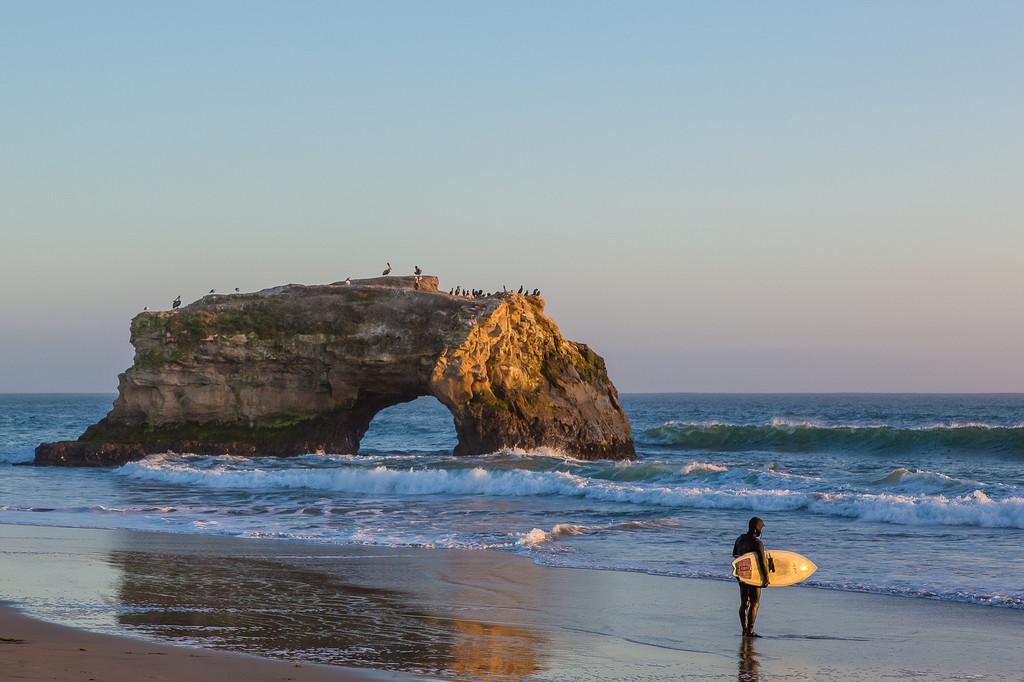 Santa Cruz Arch