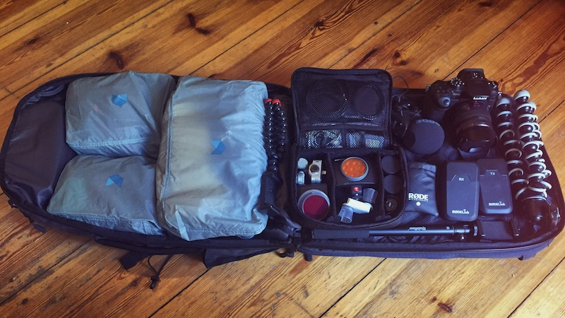 How to keep your travel gear safe Minaal Carry-on 2.0 Camera Equipment