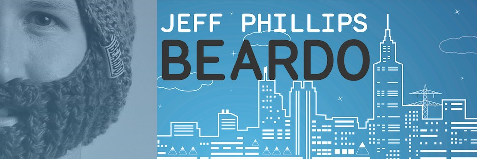 Maker Infrastructure - Jeff Philllips, Beardo