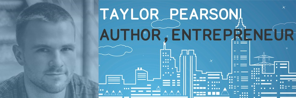 Maker Infrastructure - Taylor Pearson, Author of The End of Jobs  and Entrepreneur