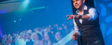Vishen Lakhiani A-Fest Rewrite the rules of success