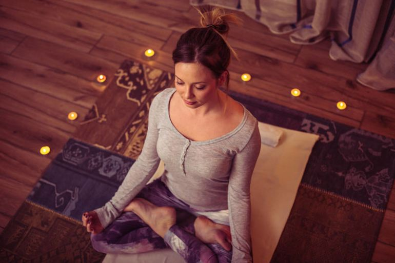 yoga for insomnia sleep