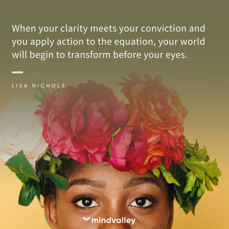 Lisa Nichols - clarity