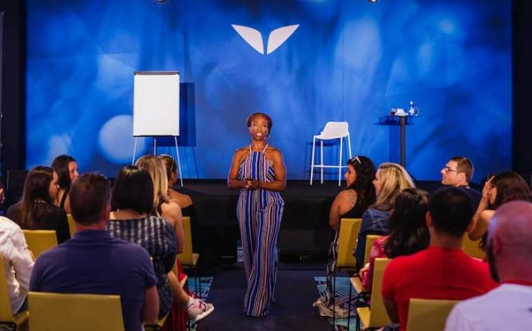 Find Your Voice With Lisa Nichols