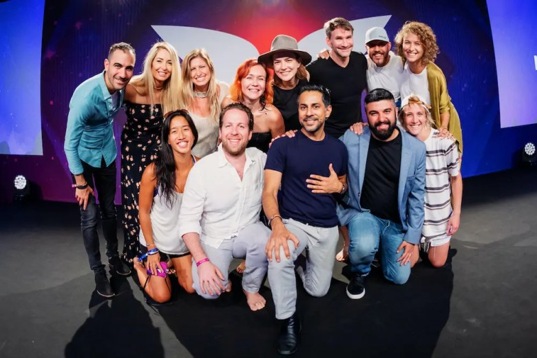 Mindvalley authors and speakers at A-Fest 2019 in Portugal