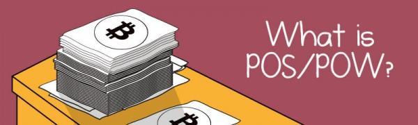 pow pos proof blockchain