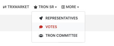 How to Vote for MinerGate in TRON Super Representative