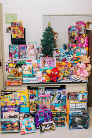 Mini-Circuits Toy Drive Brings Holiday Spirit to Kings County Hospital Pediatric Department