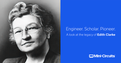 Engineer, Scholar, Pioneer: A Look at the Legacy of Edith Clarke