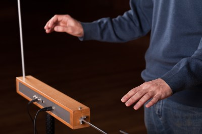 Capacitance, Heterodyning and The Strange Music of the Theremin